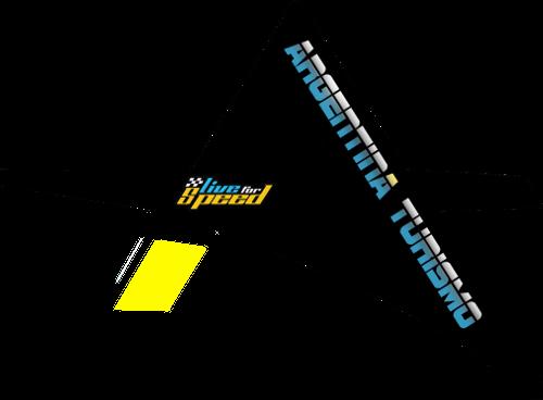 Logo ARGENTINA TURISMO