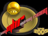 Logo Mushroom Racing Team